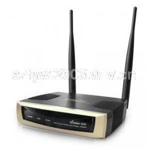 300M 2.4G室内挂式千兆网口无线AP/网桥