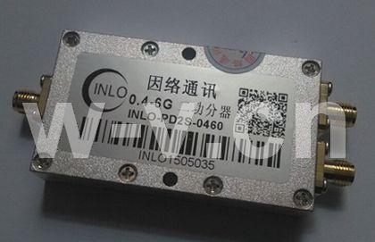 400-6000MHz二功分器